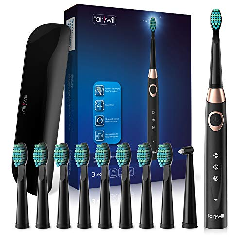 Best Cordless Electric Toothbrush in October 2019
